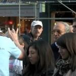Straßenhypnose in Frankfurt