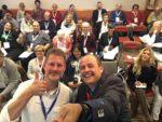 Vortrag Instant-Hypnose auf dem 7. Internationalen Hypnosekongress in Zürich