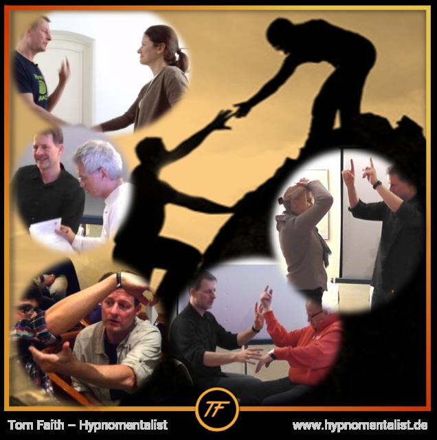 Coaching Instant-/Wach-/Straßen-Hypnose und HELIX 10.12.2021