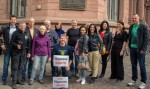 Straßenhypnose in Heidelberg