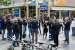 Straßenhypnose in Darmstadt