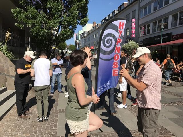 Experten-Workshop Instant-Hypnose 24.6.2017